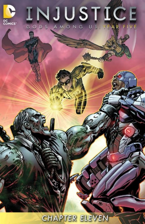 Injustice – Gods Among Us – Year Five #11