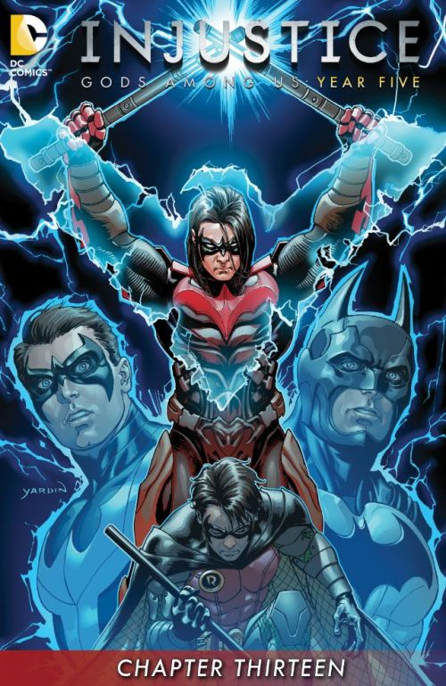Injustice – Gods Among Us – Year Five #13
