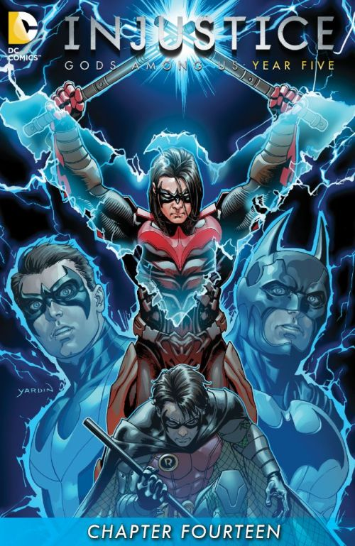 Injustice – Gods Among Us – Year Five #14