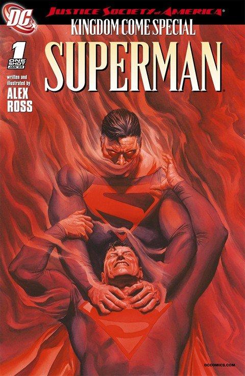 JSA Kingdom Come Special – Magog + Superman + The Kingdom