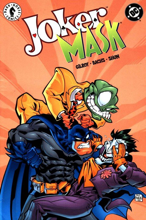 Joker – Mask (TPB)