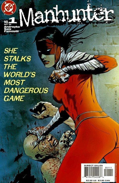 Manhunter Vol. 1 – 3 (Collection) (1988-2009)