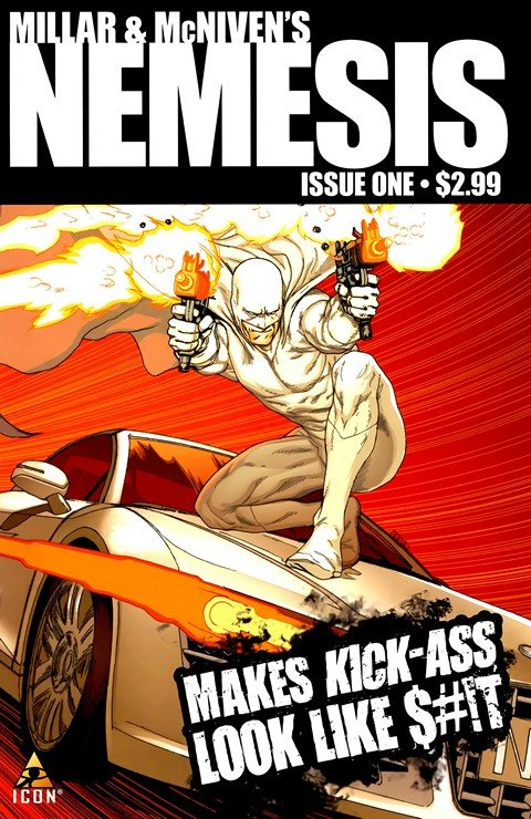 Nemesis (Mark Millar) #1 – 4