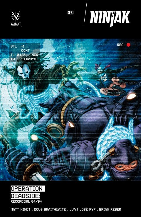 Ninjak #13