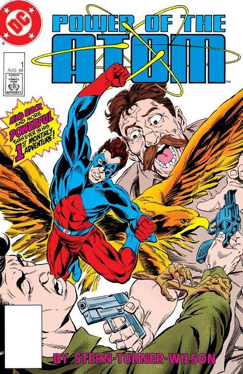 Power of the Atom #1 – 18 (1988-1989)