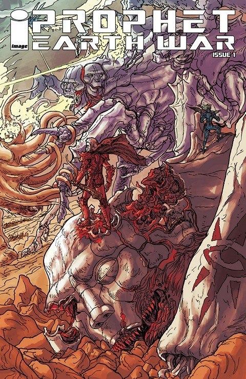 Prophet – Earth War #1