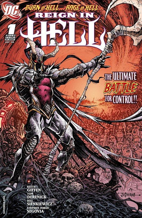 Reign In Hell #1 – 8
