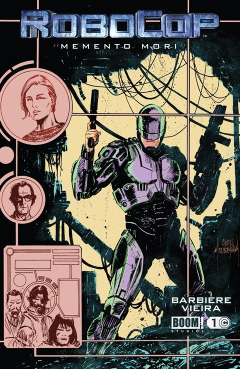 Robocop (Collection) (1990-2015)