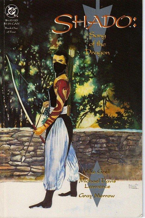 Shado-Song of the Dragon #1 – 4