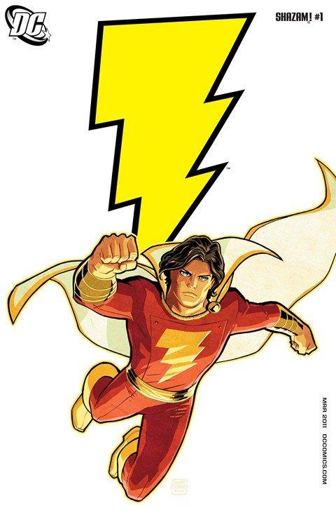 Shazam #1 (2011)