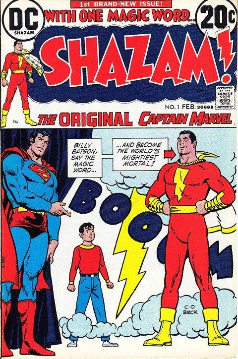 Shazam Vol. 1 #1 – 35