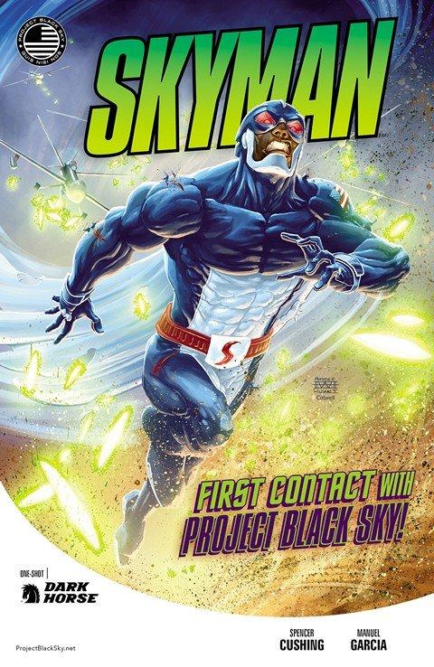 Skyman (One-shot)