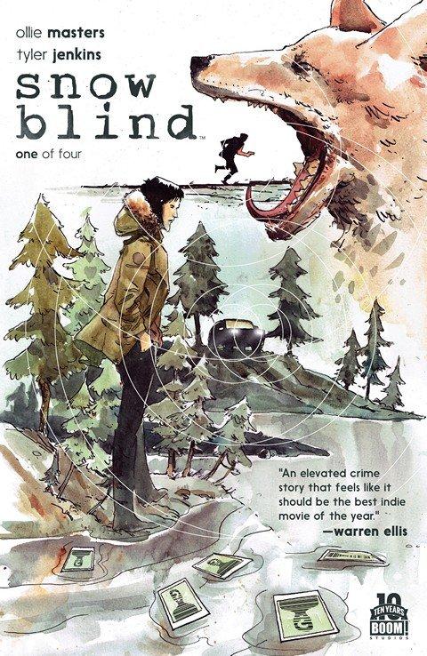 Snow Blind #1 – 4 (2015-2016)