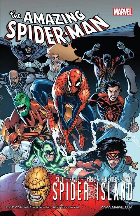 The Amazing Spider-Man – Spider-Island (TPB) (2012)