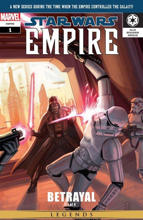 Star Wars – Empire #1 – 40 (Marvel Edition)