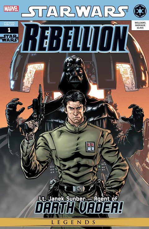 Star Wars – Rebellion #0 – 16 (Marvel Edition)