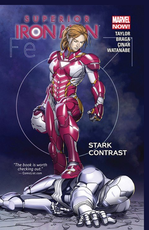 Superior Iron Man Vol. 2 – Stark Contrast (TPB) (2015)