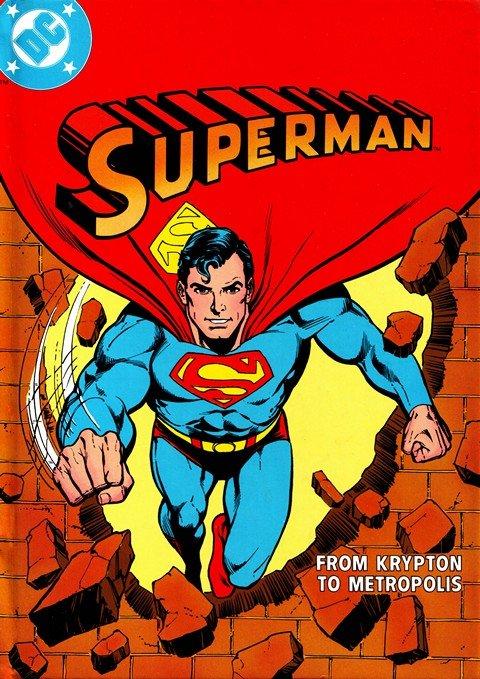 Superman – From Krypton to Metropolis