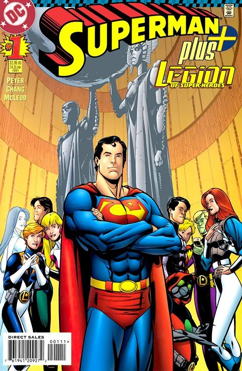Superman Plus #1