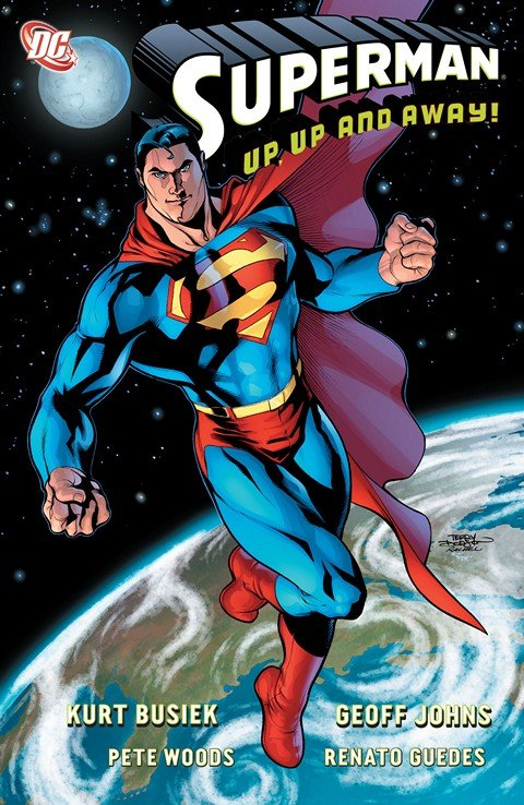 Superman – Up, Up, and Away!