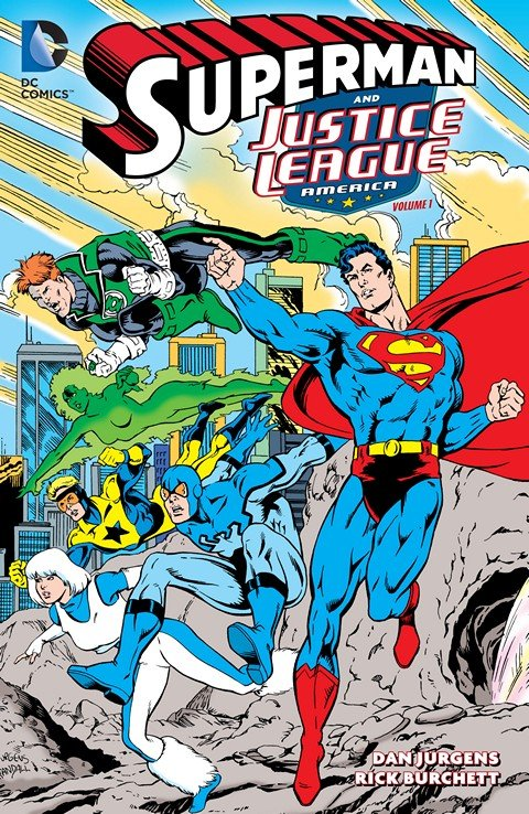 Superman and Justice League America Vol. 1 (TPB)