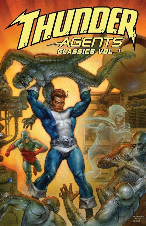 T.H.U.N.D.E.R. Agents Classics Vol. 1 – 6