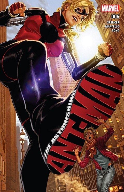The Astonishing Ant-Man #6