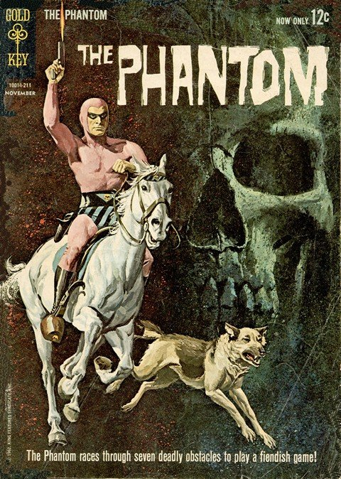 The Phantom (Ultimate Collection)