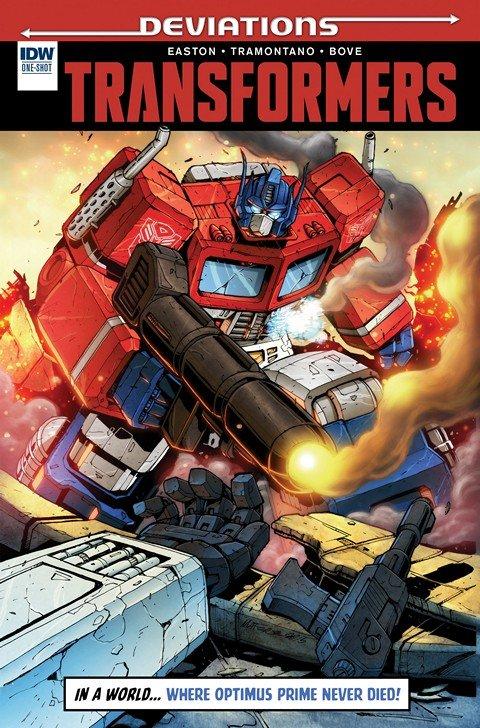 Transformers Deviations #1