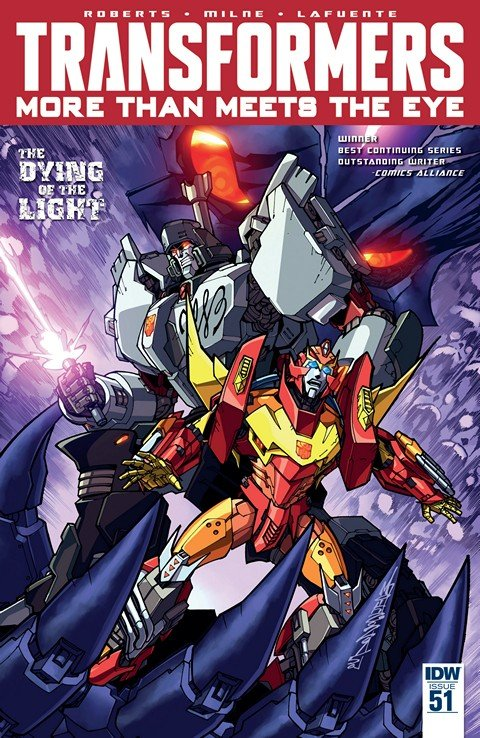 Transformers More Than Meets The Eye #51