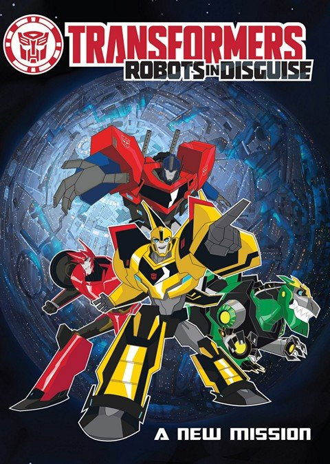 Transformers Robots In Disguise – A New Mission