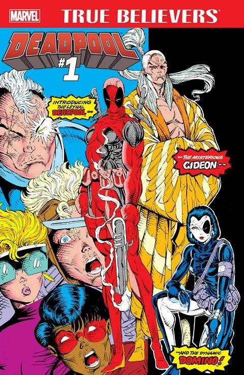 True Believers – Deadpool #1