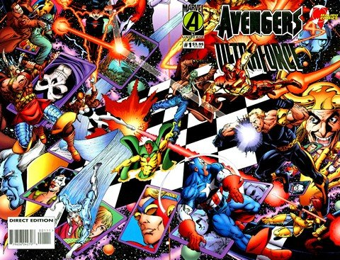 Ultraforce – Avengers (Collection) (1995)