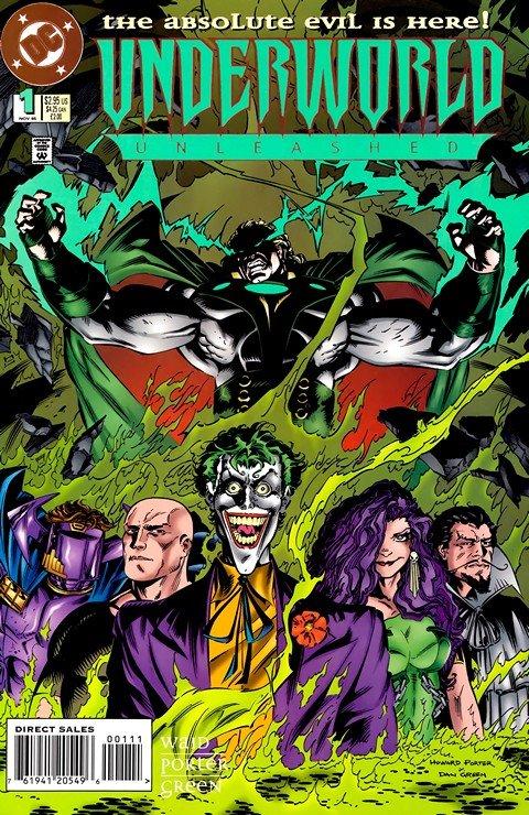 Underworld Unleashed #1 – 3 (1995-1996)