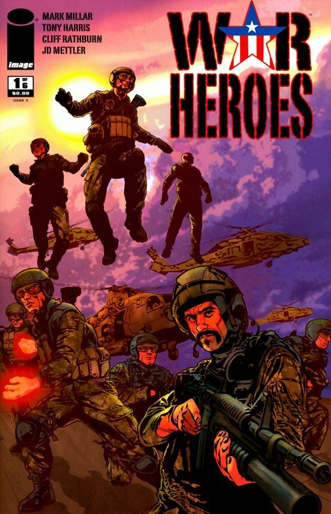 War Heroes #1 – 3