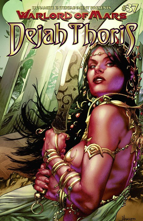 Warlord of Mars – Dejah Thoris #1 – 37 + TPB Vol. 1 – 2 (2011-2014)