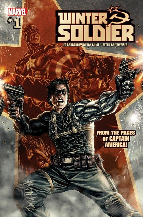 Winter Soldier #1 – 19