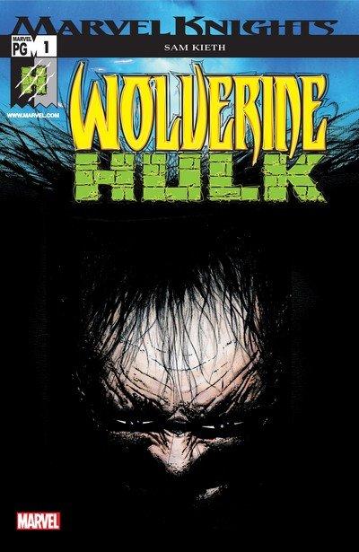 Wolverine – Hulk #1 – 4 (2002)