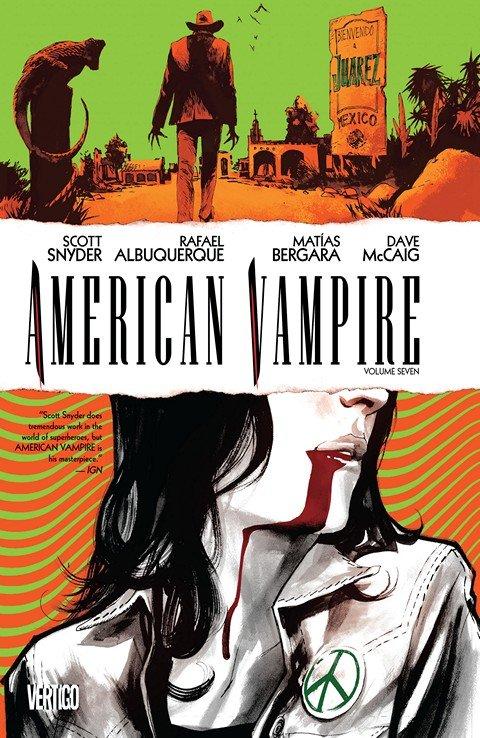 American Vampire Vol. 1 – 7