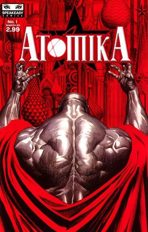 Atomika #1 – 12 + Sketch Book