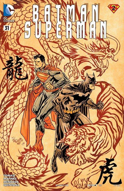 Batman – Superman #31