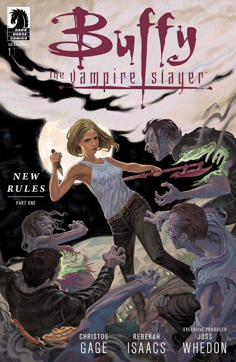 Buffy the Vampire Slayer Season 10 #1 – 30 + TPB Vol. 1 – 6 (2014-2016)
