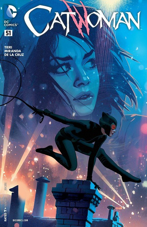 Catwoman #51