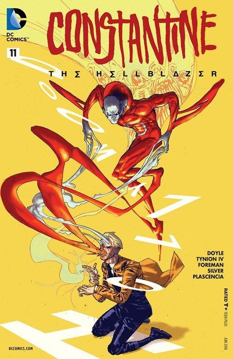 Constantine – The Hellblazer #11