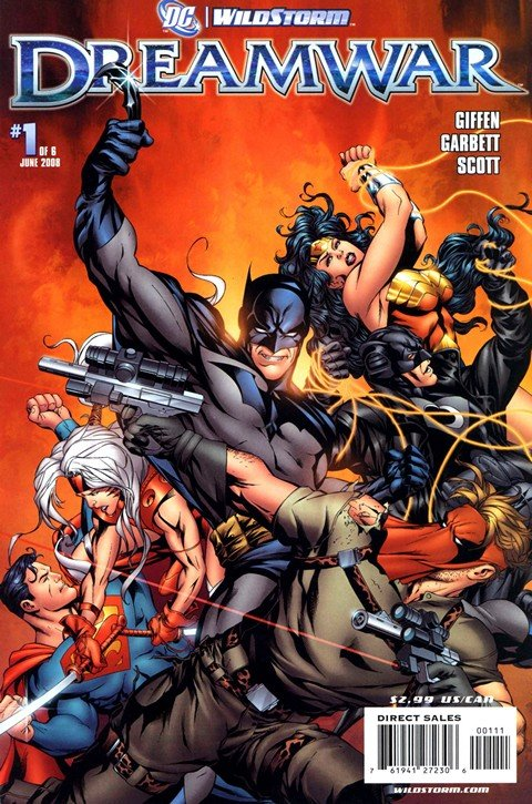 DC-Wildstorm – Dreamwar #1 – 6