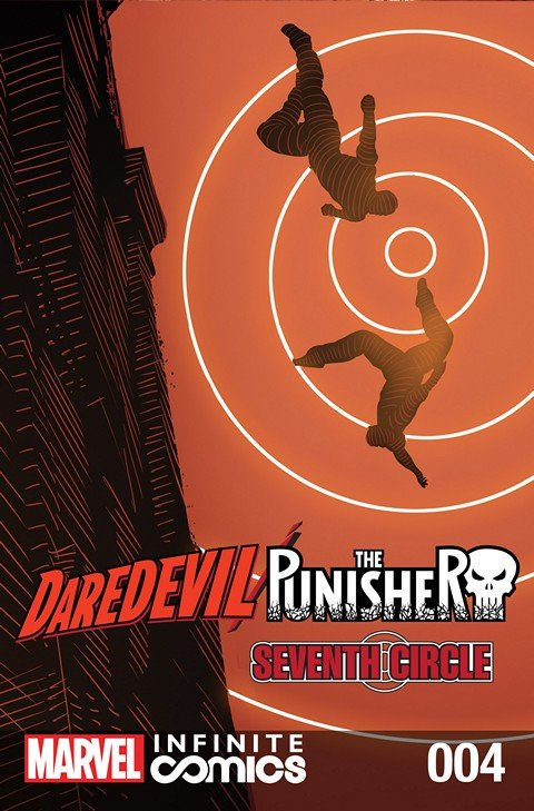 Daredevil – Punisher – Seventh Circle Infinite Comic #4