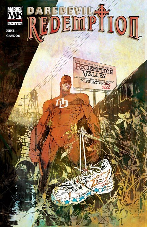 Daredevil – Redemption #1 – 6
