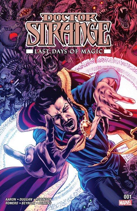 Doctor Strange – Last Days of Magic #1