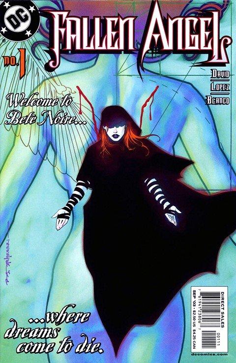 Fallen Angel Vol.1 – 2 (Collection) (2003-2008)
