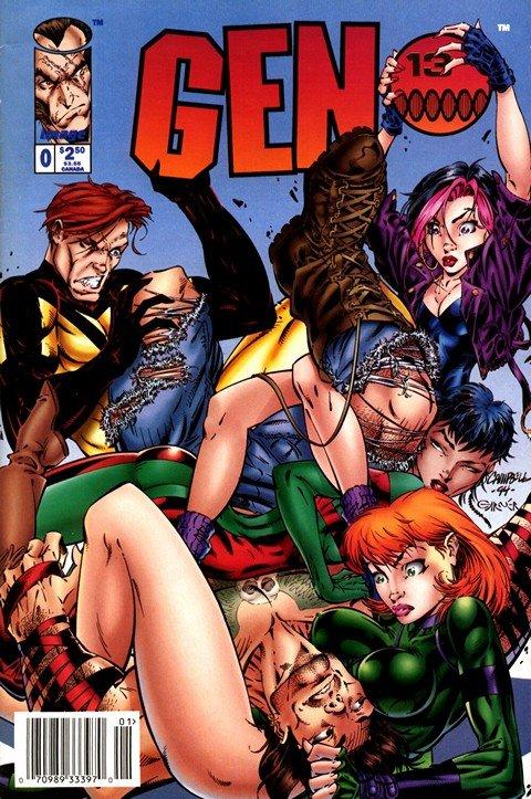 Gen 13 #0 – 77 + Extras (1994-2002)